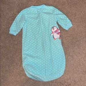 Carters warm sleep sack